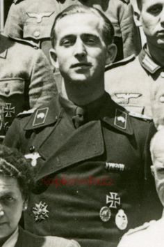 Panzer uniform - Spanienkreuzträger