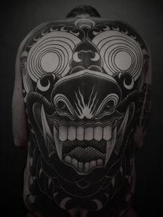 Guy Le Tatooer #tatts #ink #tattoo