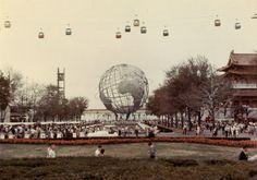 1964 World's Fair, Flushing Meadows Park