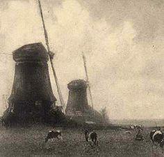 robert-demachy /// windmills