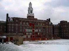 Abandoned Ohio: 27 Photos of Ohio's Deserted Churches and Hospitals | Slideshows | - St. Luke's Hospital- Cleveland