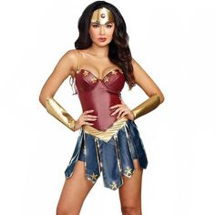 Wonder Woman Cosplay Costume - Super Comics Online where to buy wonder woman accessories - Woman Accessories Wonder Woman Halloween Costume, Wonder Woman Cosplay, Wonder Woman Fancy Dress, Wonder Woman Outfit, Fancy Dress Accessories, Accessories Online, Justice Accessories, Cheap Accessories, Goddess Costume