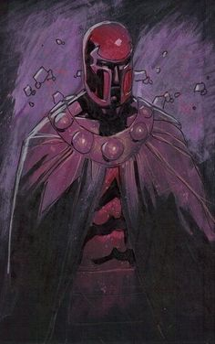 Magneto by Chris Bachalo *