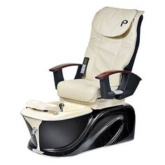 Siena Spa Pedicure Chair Free Turbo Jet Pedicure Chair w/ Shiatsu Massage is the newest addition to the long standing Pibbs pedicure line. Salon Furniture For Sale, Nail Salon Furniture, White Pedicure, Manicure E Pedicure, Hair Salon Chairs, Shiatsu Massage Chair, Professional Hair Salon, Spa Pedicure Chairs, Spa Chair