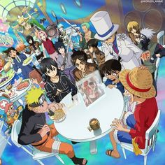 Read One piece Naruto vs another anime from the story One Piece Doujinshi + Ảnh by ( ) with reads. one-piece, doujinshi, ace. Anime Naruto, Manga Anime, Naruto Shippuden Anime, Anime Meme, Otaku Anime, Naruto Vs, Anime Hair, Manga Girl, Anime Girls