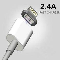 2.4A Cabo Magnetic Micro Usb Data Cable para Apple iPhone 7 6 5 5s 6s Plus / Samsung / Motorola
