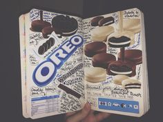 Oreo wreck this journal Keri Smith