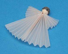 DIY Paper Cherub