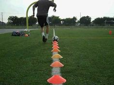 First Touch Training DFW Soccer Skills