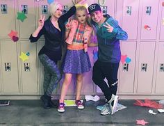 Everyone go check out @itsjojosiwa 's new music video #boomerang on iTunes! Thank you for asking @rumernoel and I to choreograph it, we had a blast! @jessalynnsiwa @therealabbylee @ddkaz @blubotstudios @monseeworld @rydomigpe