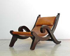 Pair Of Clara Porset Lounge Chairs image 4