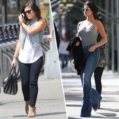 Lucy Hale e Selena Gomez são twin sisters.
