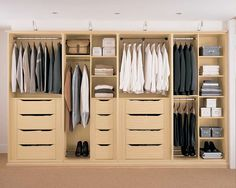 Bedroom Storage Solutions   Fitted Bedrooms   Sigma 3