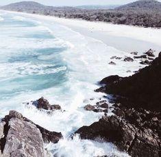 blue, beach, and indie kép