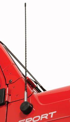 1997-2006 Jeep TJ BZL-126-Apple-Red-003-02 Ferreus Industries Apple Red Gloss Gauge Cluster Dash Bezel Trim fits