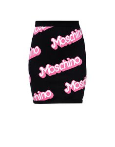 Mini Skirt Women - Moschino Online Store from Moschino