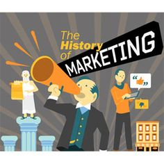 La historia del marketing: de 1450 a 2012, recomendado por http://www.scoop.it/t/marketingtuyoisaza