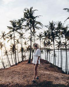 Mikuta - Sri Lanka - Palms - Mirissa - #mikutatravels