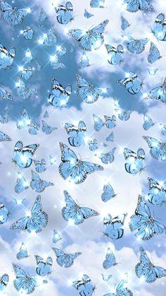 Bling Wallpaper, Purple Wallpaper Iphone, Iphone Background Wallpaper, Iphone Wallpaper Tumblr Aesthetic, Blue Wallpapers, Galaxy Wallpaper, Aesthetic Wallpapers, Pretty Wallpapers For Iphone, Cute Blue Wallpaper