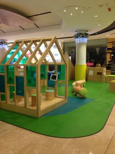 New tech kids play area - Chatswood Chase Shopping Centre, Shopping Centres, Chatswood, NSW, 2067 - TrueLocal