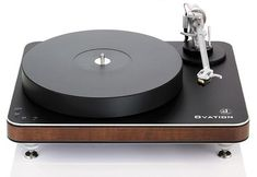 Clearaudio Ovation & Clarify turntable & tonearm | Stereophile.com