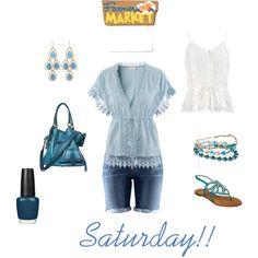 Saturday wear