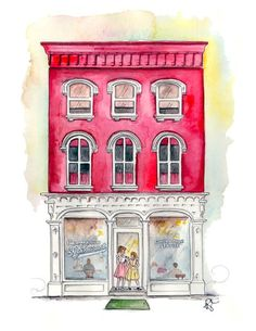 Illustrations by Tracy Hetzel Fashion Art, We Heart It, Pop Art, Drawings, Cute, Marathon, Restaurant, Illustrations, York