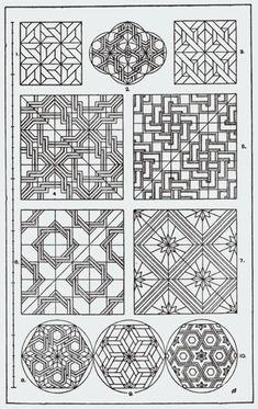 """Справочник орнамент"". 1898 Франц Мейер . _ From, ""A Handbook of Ornament"". 1898 by Franz Sales Meyer."