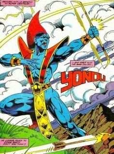 Yondu - Guardians of the Galaxy  ...
