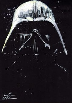 Darth Vader by Guilherme Silva