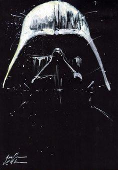 Darth Vader by Guilherme Silva