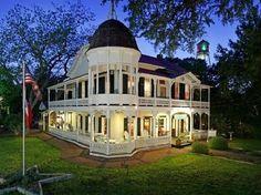 Gruene Mansion Inn, New Braunfels, Texas