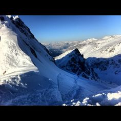 whistler, British Columbia - Blackcomb