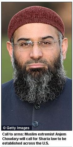 MAINSTREAM IMAM CHOUDARY COMING TO USA, CALLING ON MUSLIMS TO CREATE AMERICAN ISLAMIC STATE.