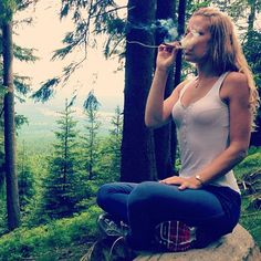 Yoga mama and cannabis entrepreneur! @ganjayoga #SF Yoga Coffee Mug