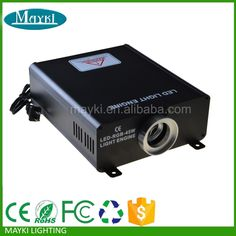 KDY-RGB-45W fiber optic light engine, ideal for home deco