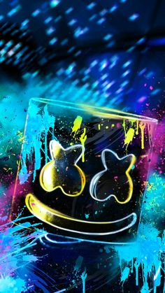 Marshmello Wallpapers and Top Mix Musik Wallpaper, Smoke Wallpaper, Supreme Wallpaper, Neon Wallpaper, Marvel Wallpaper, Screen Wallpaper, Wallpaper Backgrounds, Iphone Backgrounds, Mobile Wallpaper