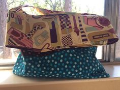 Messenger Bag: A GREAT Sewing Pattern for Beginners | A Domestic Wildflower click to read this super helpful tutorial for a simple messenger bag sewing project!