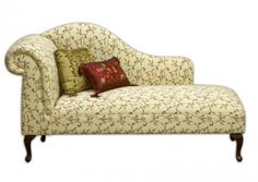 """a """"fainting couch"""" -  If I should like to , I suppose this would be a great place to ..."""