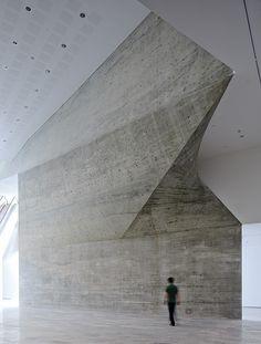 Museu de Arte de Tel-Aviv, Israel. Architects: Preston Scott Cohen, Inc. Location: Tel Aviv, Israel Design: Preston Scott Cohen