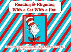 Celebrate Dr. Seuss' birthday with this flipchart for Promethean boards (must have ActivInspire software to use). Perfect for students learning to ... Would totally get if I had a Promethean board.