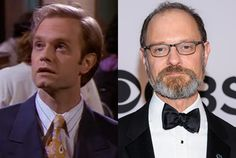David Hyde Pierce—Now /  David Hyde Pierce has not had much acting work since Frasier, aside from some voice–over gigs and a stint on Sesame Street as Commander Chiphead. However, he has been relatively active in the theater world, appearing in various Broadway and off-Broaddway plays such as A Wonderful Life, Spamalot, Curtains, La Bête, and most recently, Vanya and Sonia and Masha and Spike.