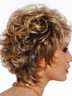 2015 girl short hair curly wispy hair - Google Search