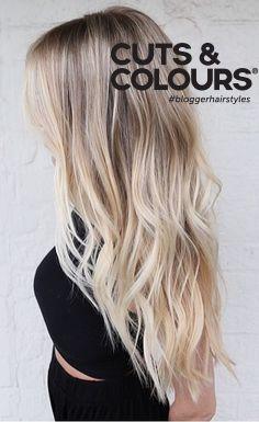 Lang blond haar | Haargoals | Bij Cuts & Colours geven we jou een deskundig…