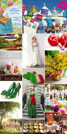 MEXICAN WEDDING IDEAS