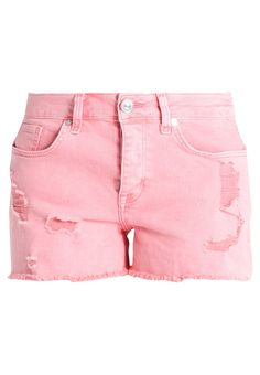 River Island Jeans Shorts - pink für 24,65 € (05.01.18) versandkostenfrei bei Zalando bestellen.