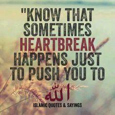 saat kita dibuat sedih, kadang itu adalah usaha Allah agar kita mendekat kepada-Nya O:)