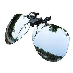 32c12bd375 Simwood New MenWomen Polarized UV400 Lens Clipon Flipup Myopia SunGlasses  Outdoor Sports Driving Fishing glasses
