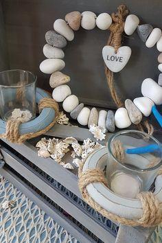 Άσπρη, μπλε, και γκρι καλοκαιρινή διακόσμηση  #summerdecoration #DIYdecoration #DIYsummer_decoration #καλοκαιρινη_διακοσμηση #barkasgr #barkas #afoibarka #μπαρκας #αφοιμπαρκα #imaginecreategr