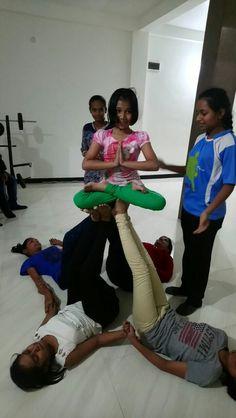 Yoga stuant